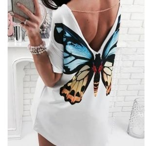 1 Left New Butterfly Top